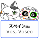 アルゼンチンなどのスペイン語のVos【Túは使わない】