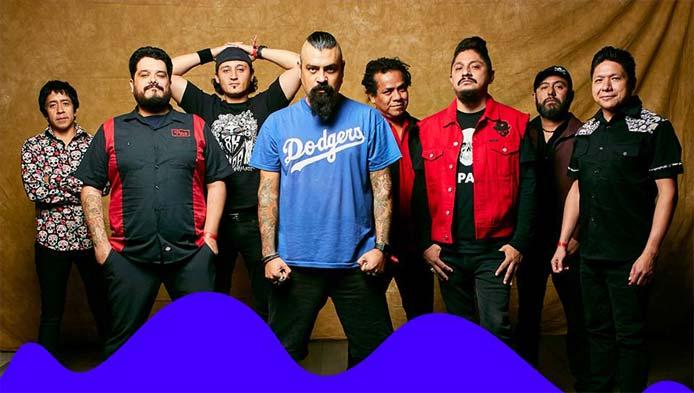 メキシコのスカ・バンド Panteón Rococó(パンテオン・ロココ)