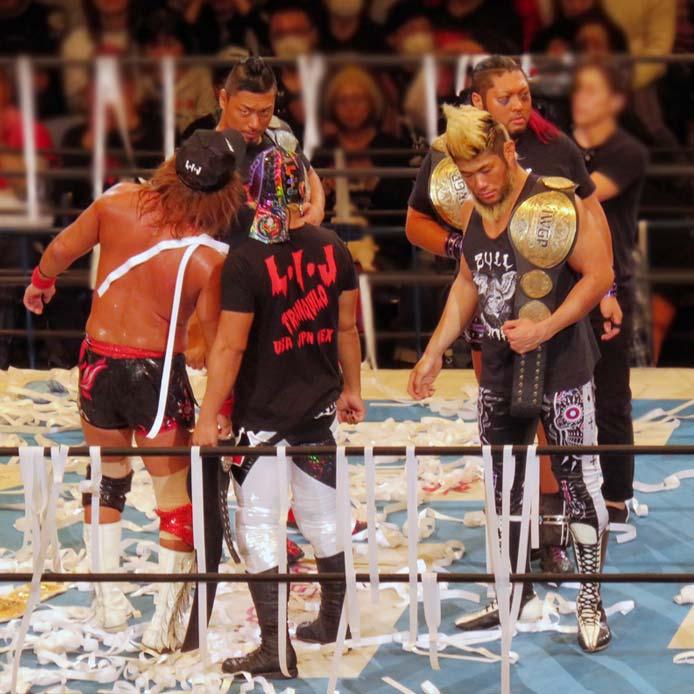 内藤哲也選手のユニット「Los ingobernables de Japón(ロス・インゴベルナブレス・デ・ハポン)」の意味