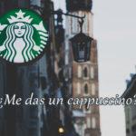 スペイン語でスタバのコーヒーを注文するときのフレーズ