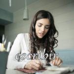 スペイン語の動詞 escribir「書く」の活用と意味まとめ