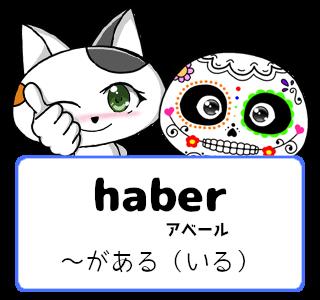 スペイン語の動詞 haber「~がある(いる)」の活用と意味【例文あり】