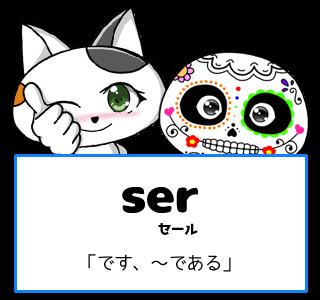 スペイン語の動詞 ser「です、~である」の活用と意味【例文あり】