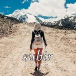 スペイン語の動詞 subir「登る、上がる、乗る」の活用と意味まとめ