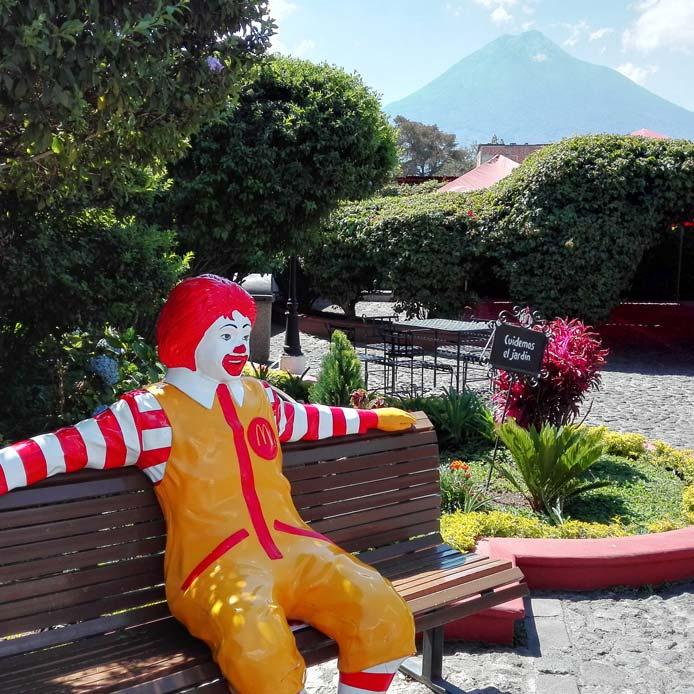 グアテマラのアンティグアでスペイン語留学をおすすめする理由