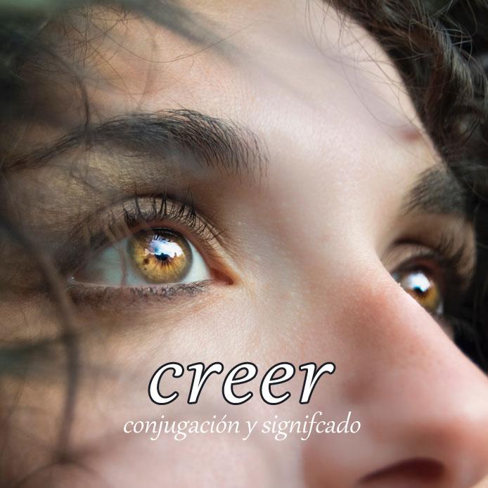 スペイン語の動詞 creer「信じる、思う」の活用と意味まとめ