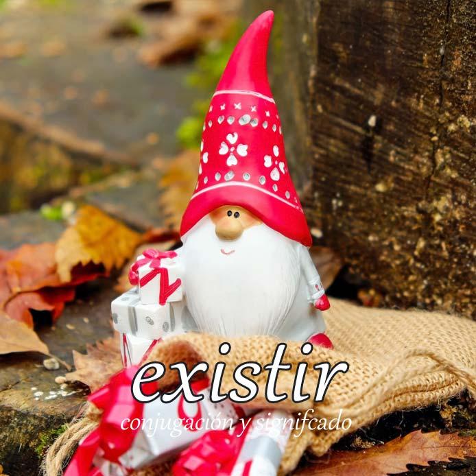 スペイン語の動詞 existir「存在する、生存する」の活用と意味【例文あり】