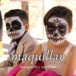 スペイン語の動詞 maquillar「~に化粧・メイクする」の活用と意味【例文あり】