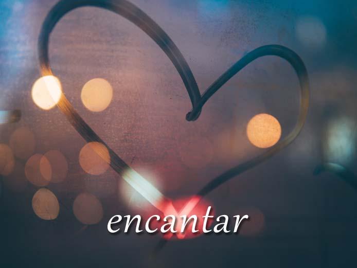 スペイン語の動詞 encantar「魅了する、魔法をかける」の活用と意味【例文あり】