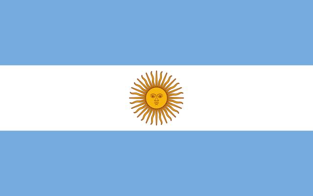 アルゼンチン国旗