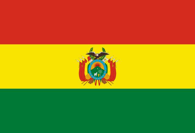 ボリビア国旗