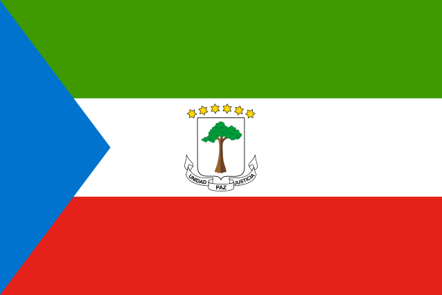 赤道ギニア国旗