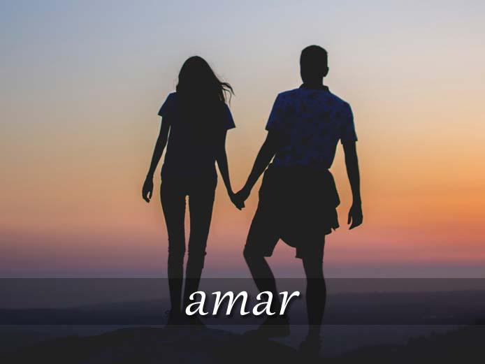 スペイン語の動詞 amar「愛する」の活用と意味【例文あり】