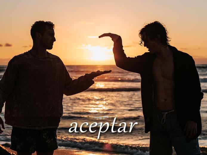 スペイン語の動詞 aceptar「受け入れる」の活用と意味【例文あり】