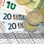 スペイン語の動詞 costar「(金額が)かかる、要する」の活用と意味【例文あり】