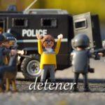 スペイン語の動詞 detener「止める、逮捕する」の活用と意味【例文あり】