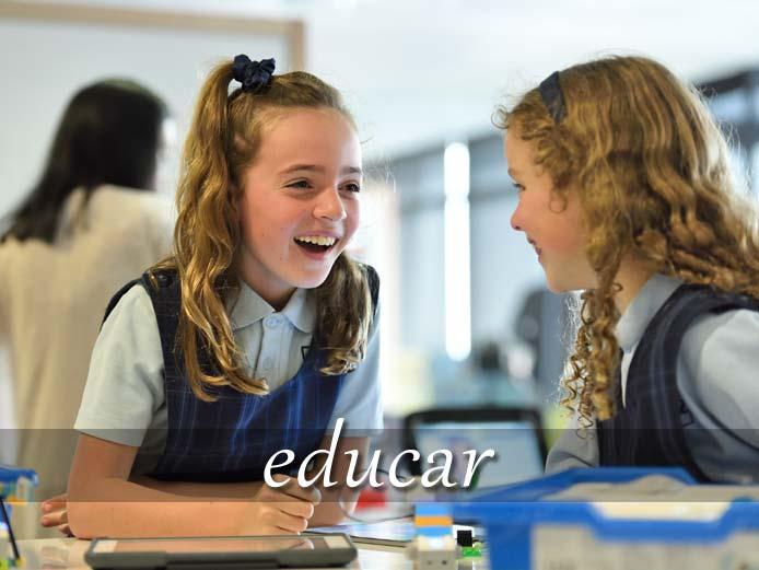 スペイン語の動詞 educar「教育する、しつける」の活用と意味【例文あり】