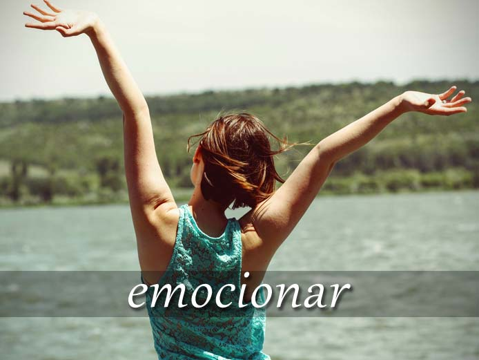 スペイン語の動詞 emocionar「感動させる」の活用と意味【例文あり】