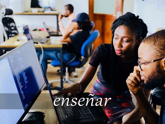 スペイン語の動詞 enseñar「教える、示す」の活用と意味【例文あり】