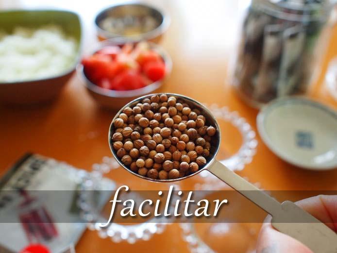 スペイン語の動詞 facilitar「容易にする、供与する」の活用と意味【例文あり】
