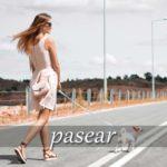 スペイン語の動詞 pasear「散歩する、散歩させる」の活用と意味【例文あり】