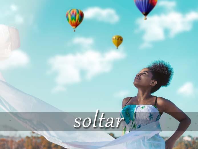 スペイン語の動詞 soltar「放す、放つ、発する」の活用と意味【例文あり】