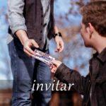 スペイン語の動詞 invitar「招待する、おごる」の活用と意味【例文あり】