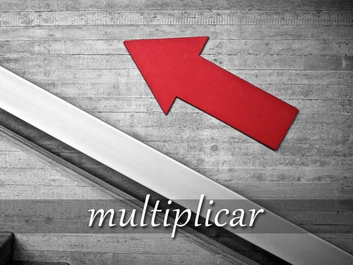 スペイン語の動詞 multiplicar「増やす、掛ける(算数)」の活用と意味【例文あり】