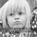 スペイン語の動詞 ofender「侮辱する、不快感を与える」の活用と意味【例文あり】