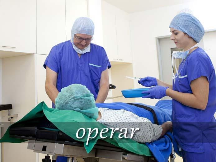 スペイン語の動詞 operar「手術する、もたらす」の活用と意味【例文あり】