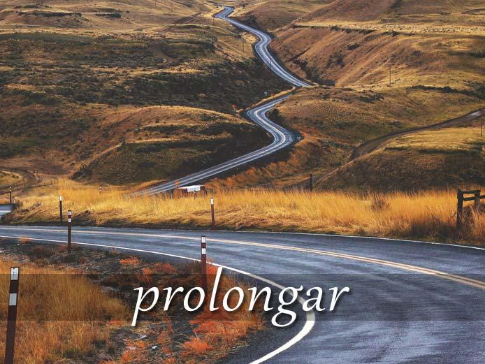 スペイン語の動詞 prolongar「長くする、延ばす」の活用と意味【例文あり】