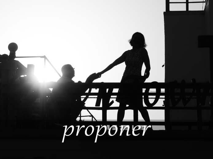 スペイン語の動詞 proponer「提案する、推薦する」の活用と意味【例文あり】