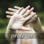 スペイン語の動詞 proteger「守る、保護する」の活用と意味【例文あり】