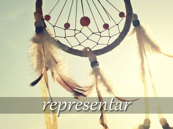 スペイン語の動詞 representar「表す、代表する」の活用と意味【例文あり】
