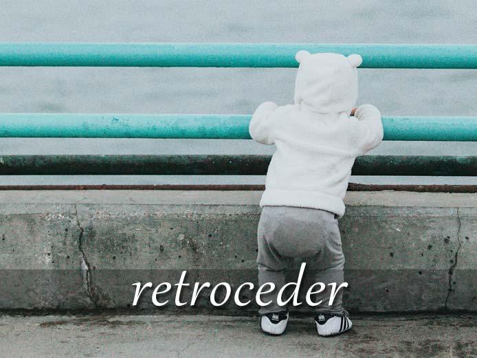 スペイン語の動詞 retroceder「後退する、尻込みする」の活用と意味【例文あり】