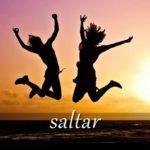 スペイン語の動詞 saltar「跳ぶ、飛び上がる」の活用と意味【例文あり】