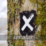 スペイン語の動詞 señalar「~に印をつける、指す」の活用と意味【例文あり】