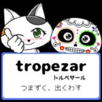 スペイン語の動詞 tropezar「つまずく、出くわす」の活用と意味【例文あり】
